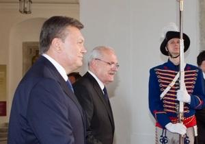 Вопреки критике Янукович уверен, что реформы в Украине проводятся по стандартам ЕС