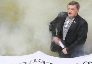 Беспорядки в Раде: Парубий и Грымчак обжаловали решение Печерского райсуда