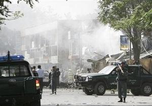 СМИ: По посольству США в Кабуле выпустили реактивный снаряд
