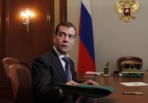 Медведев сменил начальника ГРУ