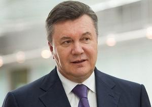 Янукович считает малоэффективной реализацию нацпроектов - Каськив - национальные проекты