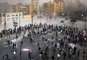 Фотогалерея: День гнева. Египет охватили многотысячные акции протеста