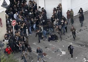 Штурм посольства США в Тунисе обернулся гибелью для троих манифестантов