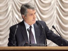 Ветераны-афганцы освистали поздравление Ющенко