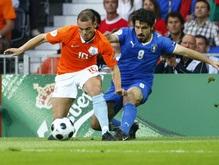 Евро-2008: Голландия громит Италию