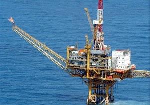 Украина нарастила добычу газа на черноморском шельфе более чем на треть