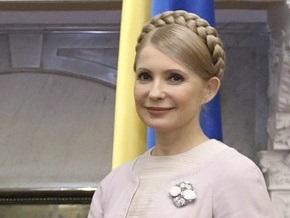Тимошенко исполнилось 49 лет. Одним из первых ее поздравил Путин