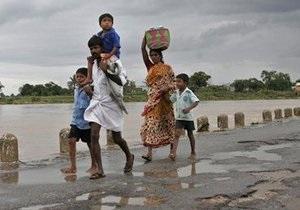 Каждый третий нищий в мире проживает в Индии