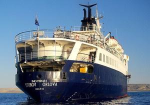 Американская разведка обнаружила корабль-призрак Любовь Орлова