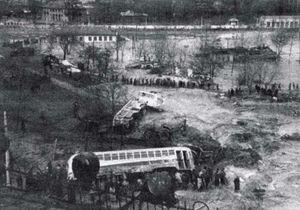 В Киеве 51 год назад произошла Куреневская трагедия
