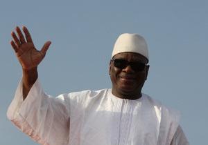 В Мали избран новый президент