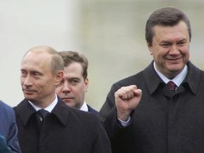 Партия Путина решила наладить отношения с партией Януковича