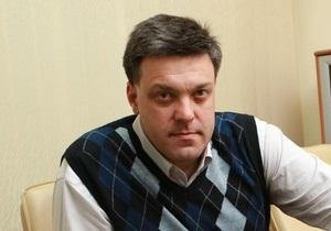 Свобода не будет снимать своих кандидатов в пользу партии Кличко