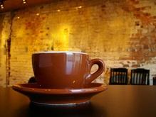 В Ивано-Франковске подают кофе на воде из колодца Бандеры
