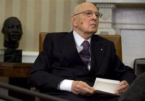 Президент Италии отменил встречу с кандидатом на пост канцлера ФРГ, назвавшим Берлускони и Грилло клоунами