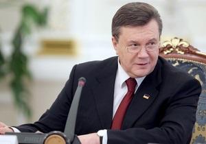 Янукович призвал Газету по-киевски и ее владельцев урегулировать конфликт