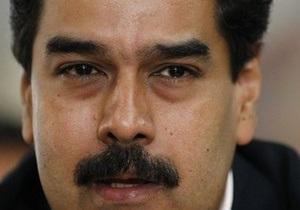 Чавес назначил нового вице-президента Венесуэлы