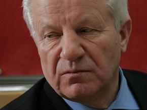 Мороз: Гривна падает из-за политики, проводимой Кабмином Тимошенко