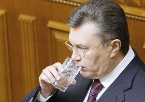 Фотогалерея: Оппозиционный экспромт. Бютовцы попыталась перекричать Януковича в Раде