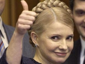 Тимошенко заявила, что кризис продлится как минимум весь следующий год