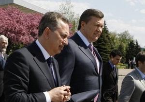 Колесников подарил Януковичу iPad