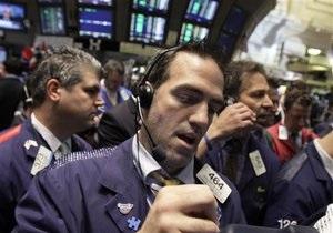 Украинские биржи открылись снижением при низкой активности