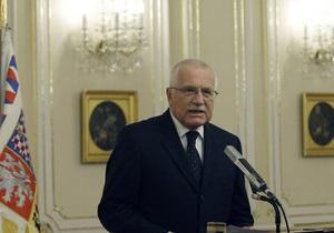 Президент Чехии назначил нового премьер-министра
