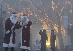 Кабмин назначил дежурных на новогодние праздники