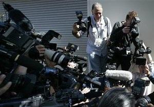 В минувшем году в мире было убито рекордное число журналистов