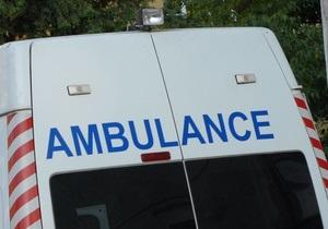 В Херсоне маршрутка попала в ДТП. Пострадали десять человек