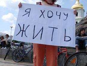 Киевские велосипедисты просят милицию возбудить уголовное дело против мэрии