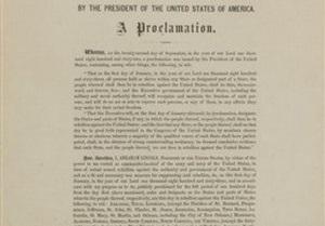 Подписанную Линкольном декларацию об отмене рабства пустят с молотка на Sotheby s
