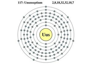 Ученым из России и США впервые удалось синтезировать 117-й элемент