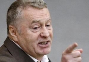 СМИ: Жириновский попытался уладить конфликт с Лужковым по телефону