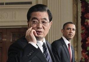 Ху Цзиньтао признал наличие проблем с правами человека в Китае