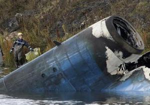 Очевидец крушения Як-42: Самолет развалился на части