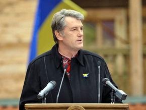 Эпидемия гриппа: Ющенко может отменить визит во Львов