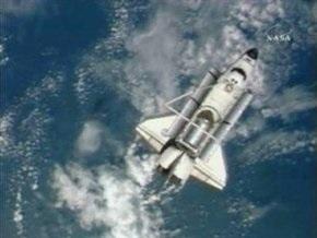Шаттл Endavour с третьей попытки совершил посадку в Калифорнии