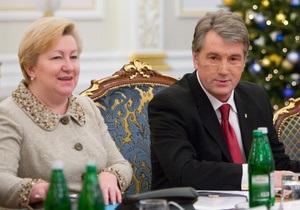 Ющенко: ЦИК показал украинской демократии желтую карточку