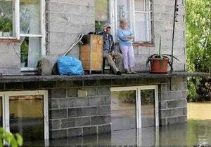 В результате наводения в Польше пострадали 30 тыс. человек