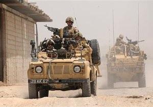 Иностранных военных попросили соблюдать ПДД в Афганистане