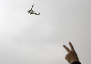 В США в результате крушения вертолета погибли пять человек