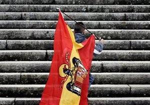 Fitch понизил рейтинг Испании на три ступени
