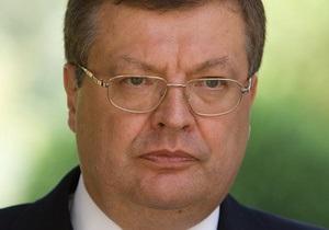 Грищенко заявил, что Украина выполняет все для подписания Соглашения об ассоциации с ЕС