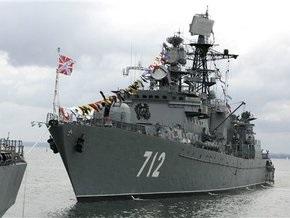Корабли ВМФ России будут патрулировать берега Сомали на регулярной основе