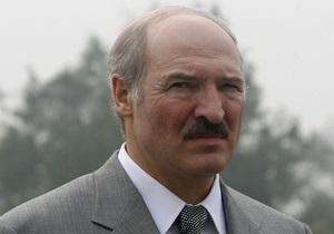 Лукашенко выразил соболезнования в связи с крушением самолета под Ярославлем