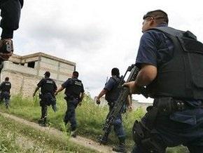 В Мексике за двое суток от рук наркомафии погибло более 30 человек