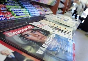 Журнал Newsweek выставили на продажу
