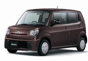 Suzuki выпустила новый MR Wagon