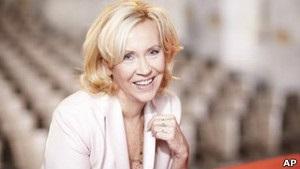 Агнета из ABBA выпускает новый альбом и сингл